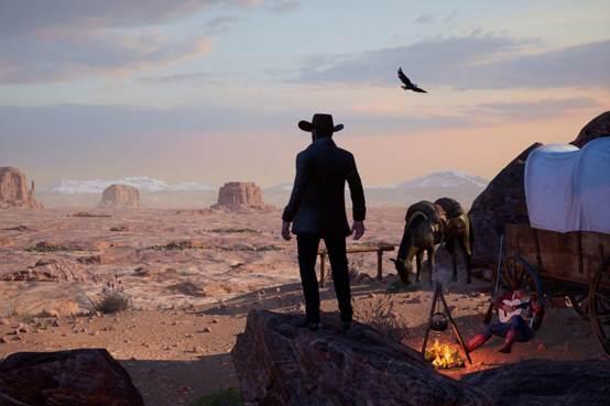 西部冒险沙盒游戏 《西部狂徒》 今日STEAM开启体验测试
