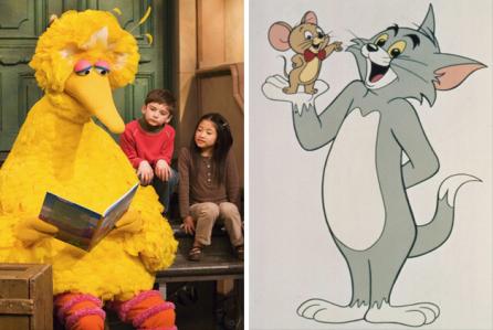 詹妮弗·劳伦斯或出演?《猫和老鼠》真人电影正式定档