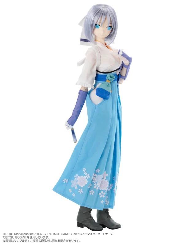可爱又性感 《闪乱神乐》Yumi手办售价2900元