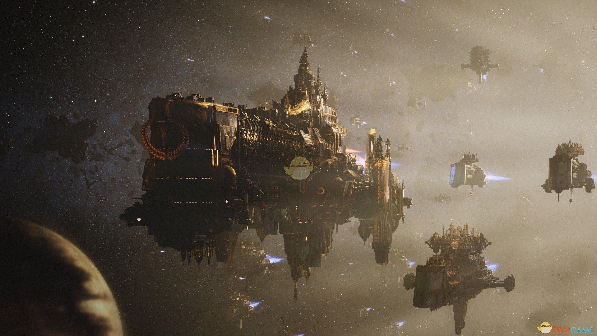 《哥特舰队:阿玛达2》手操战斗经验分享