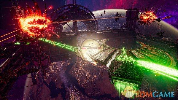 《哥特舰队:阿玛达2》帝国战役混沌小船速清方法介绍