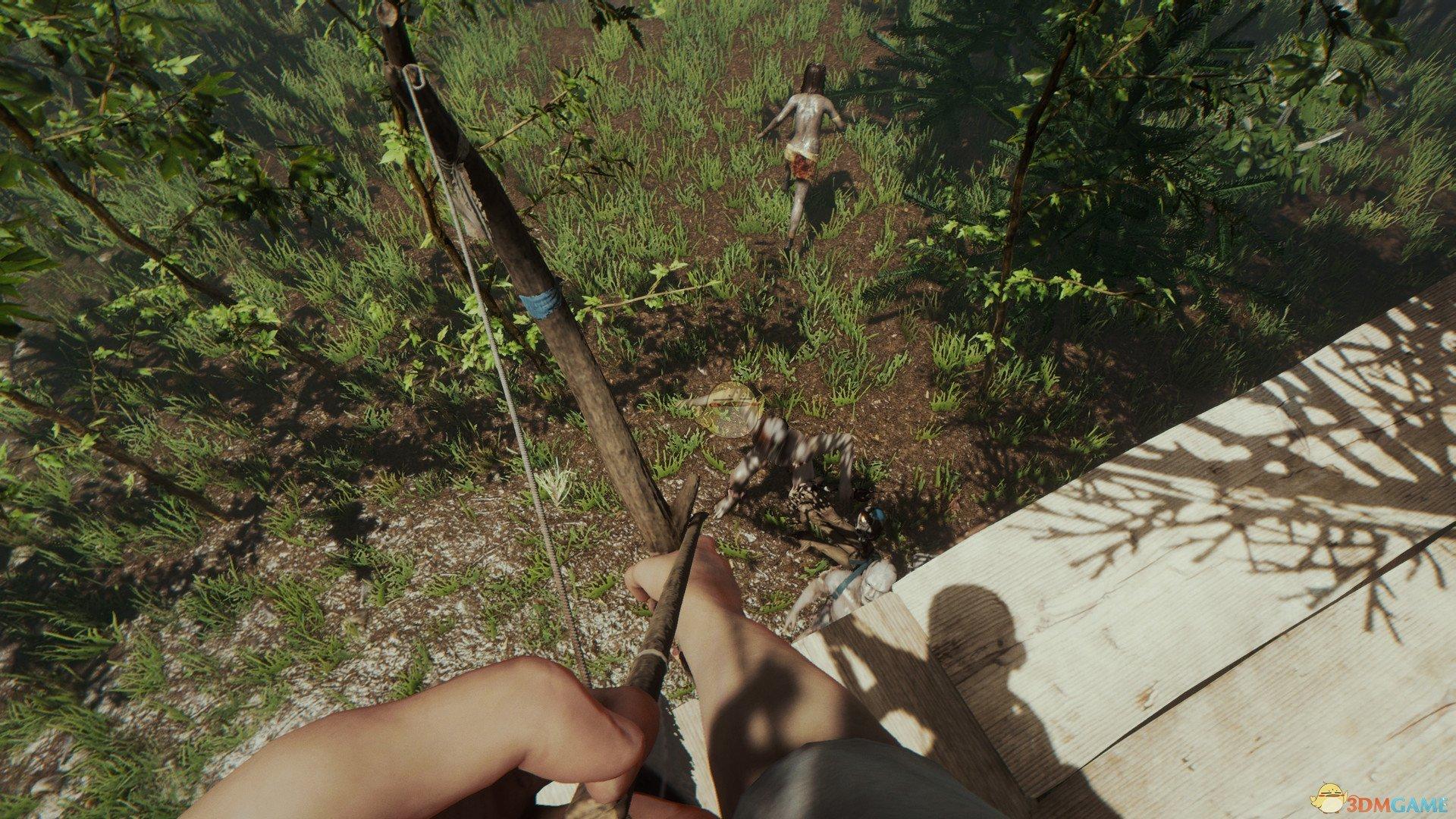 《森林》弓箭运用相关小技巧