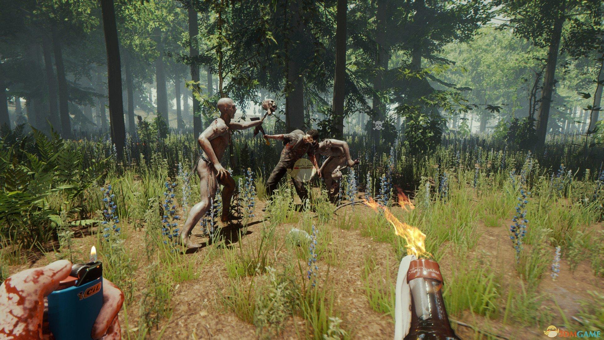 《森林》野人相关知识点介绍