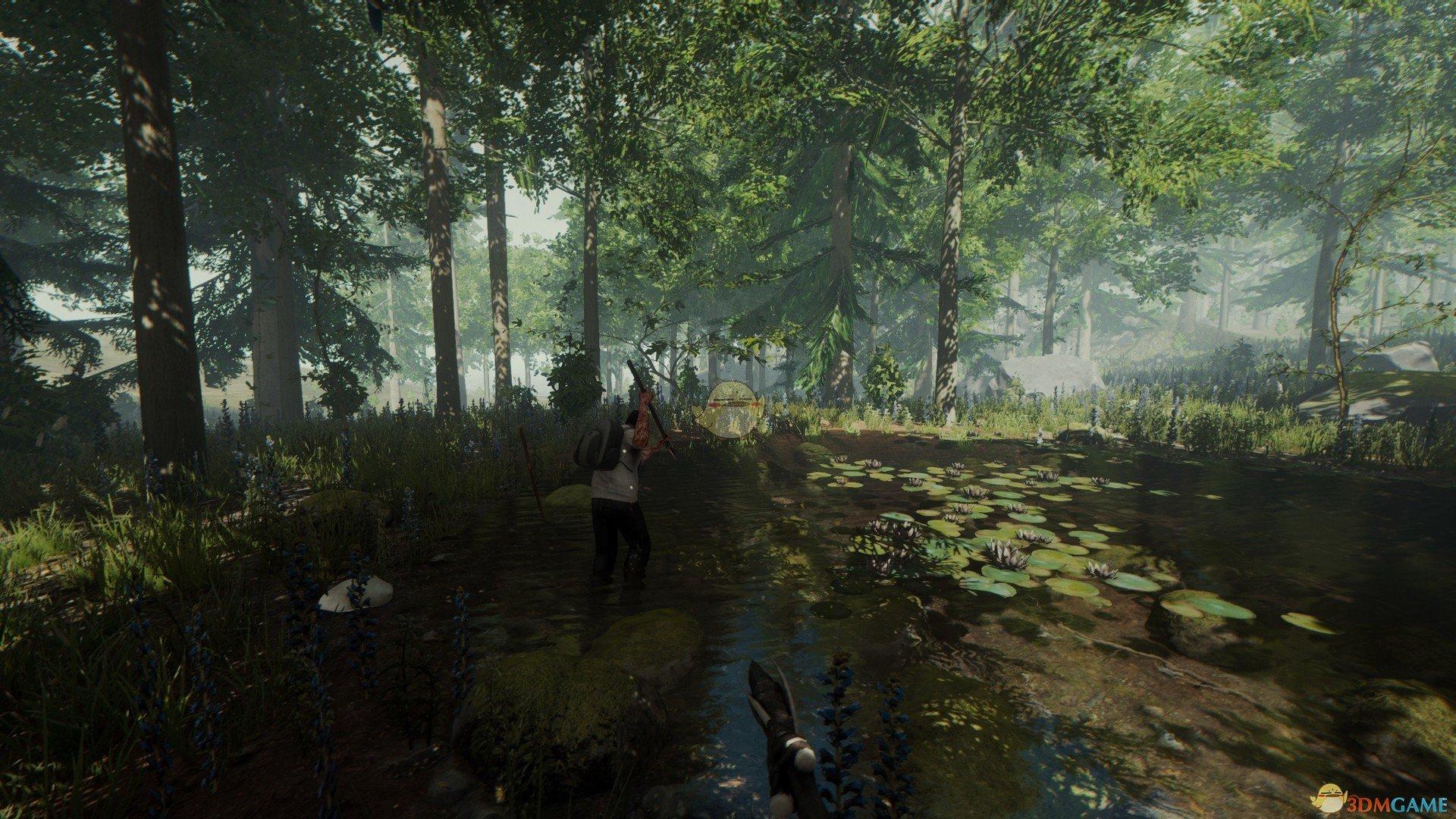 《森林》多人联机技巧共享