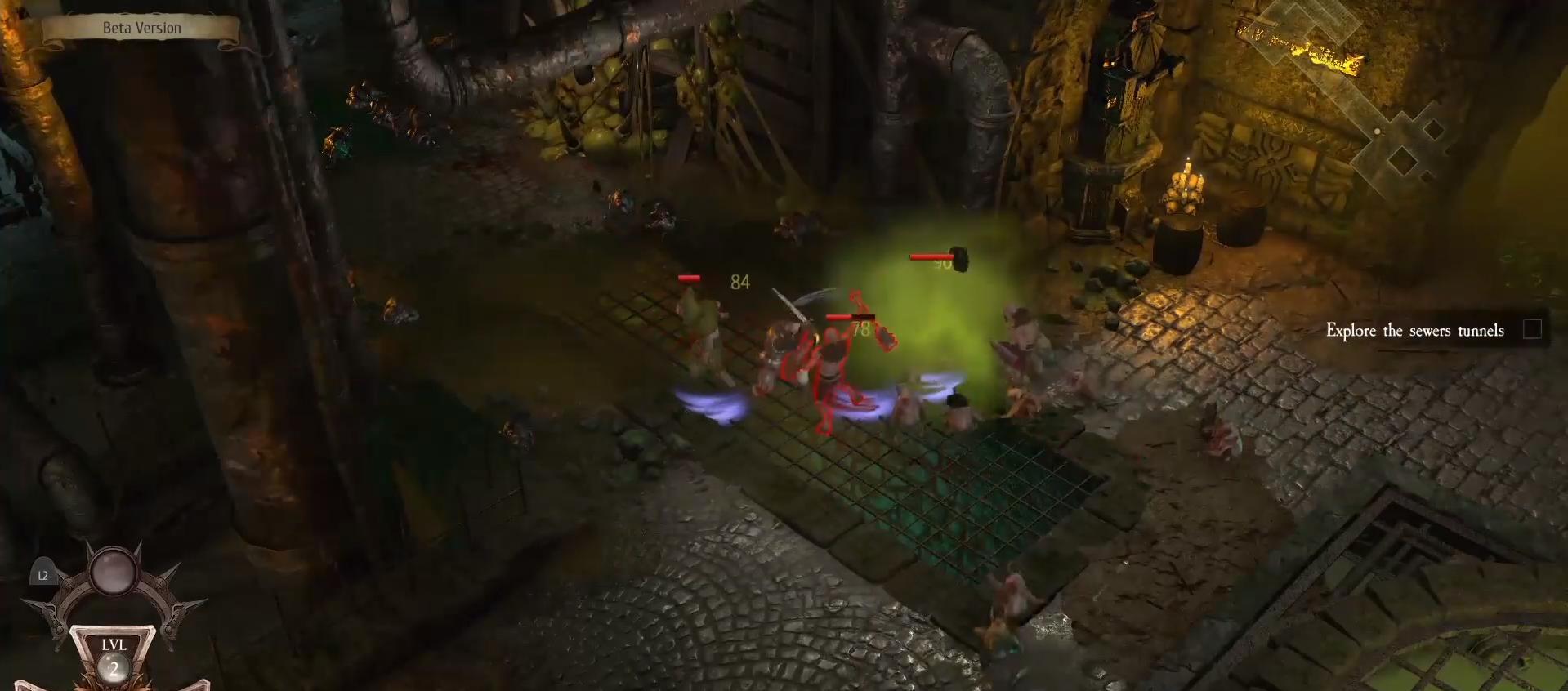 《战锤:混沌祸根》试玩评测:标准但稍显单调