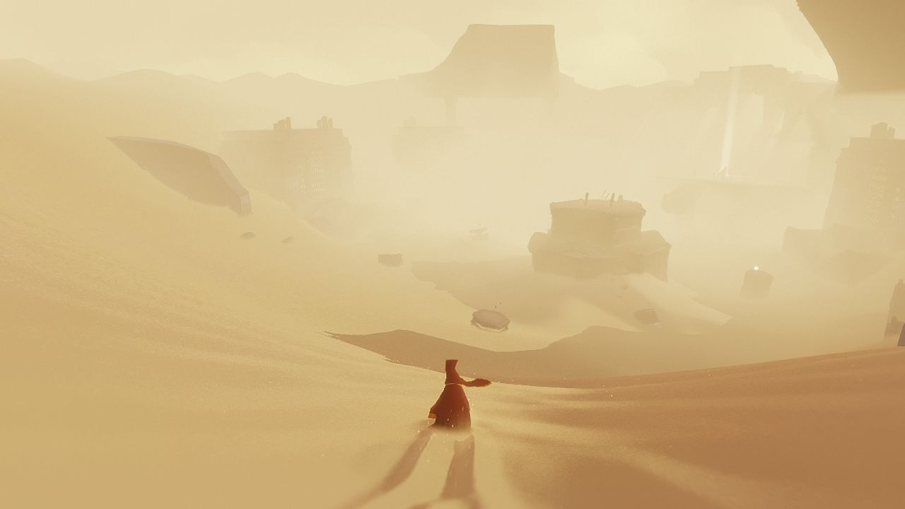 游戏历史上的今天:《风之旅人》在北美发售