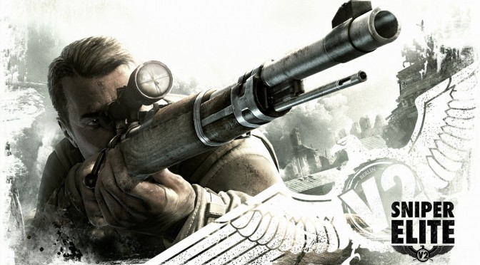 《狙击精英V2重制版》官方正式公布 全新宣传片展示