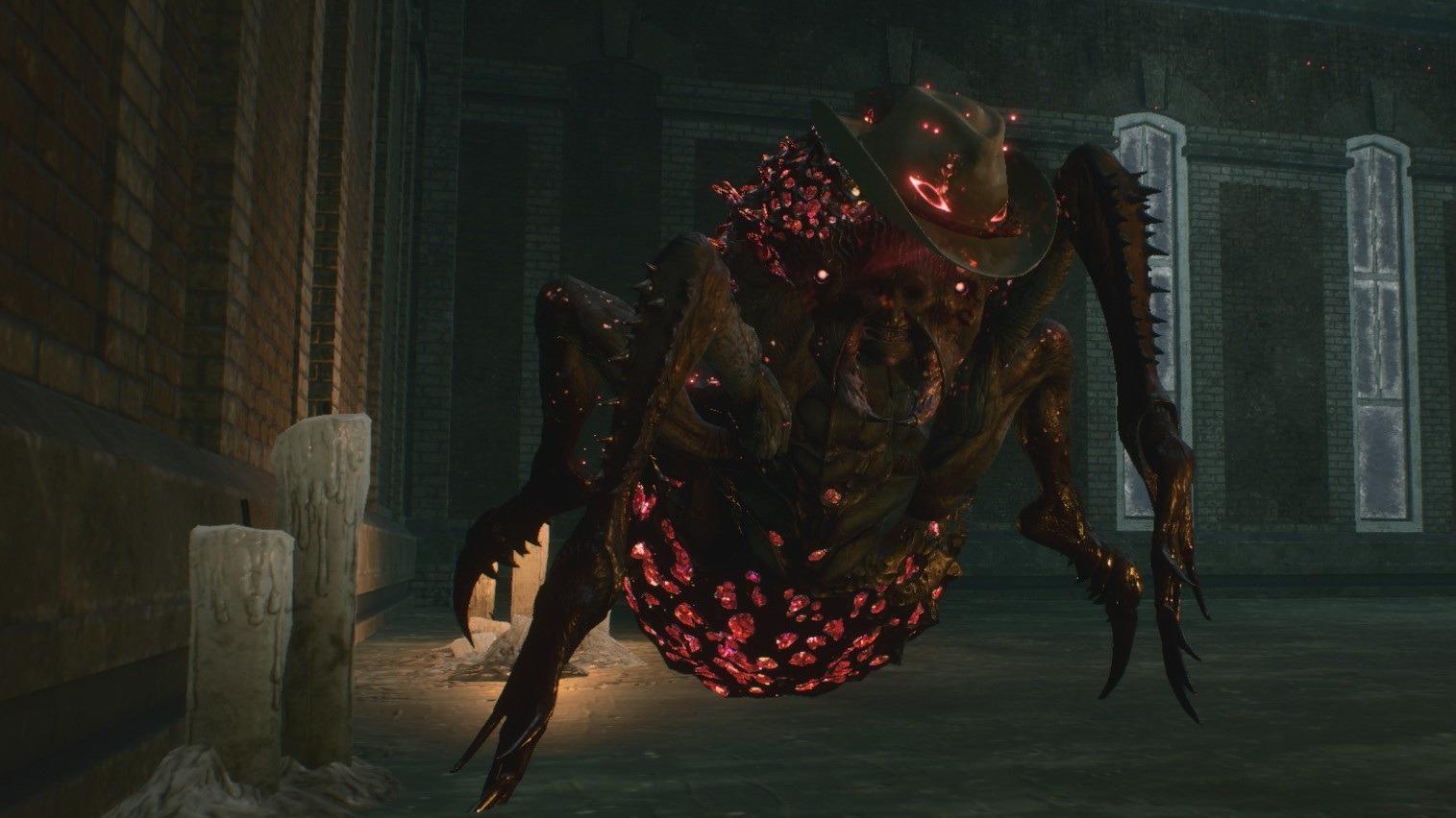 《鬼泣5》怪物们赶时髦戴上牛仔帽 画面太美不忍直视