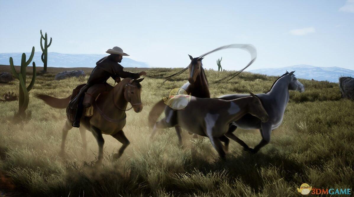 《西部狂徒》游戏特色玩法内容介绍