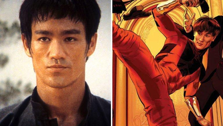 漫威首个亚裔超级英雄电影导演确定 以李小龙为原型