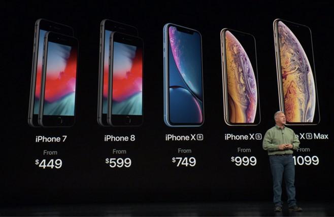 iPhone XS/XS Max降价管用吗?2月国内销量大跌70%