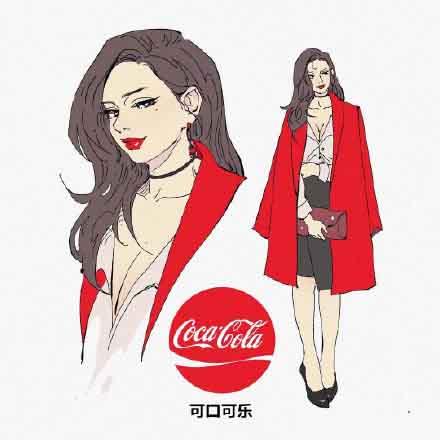 国外画师将各种知名品牌饮料拟人化 你最喜欢哪款?