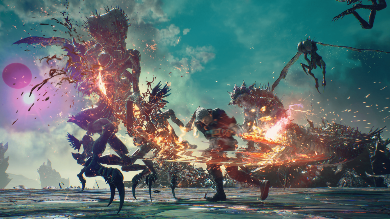 《鬼泣5》首个免费DLC将于4月1日推出 加入血宫模式