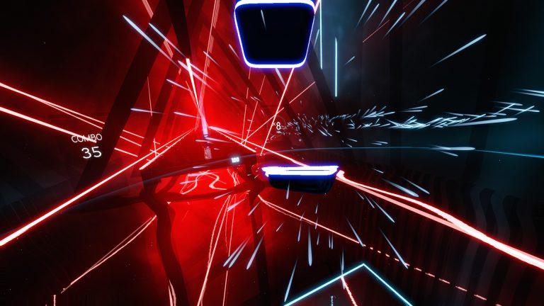 《节奏光剑》销量超100万 VR游戏的里程碑