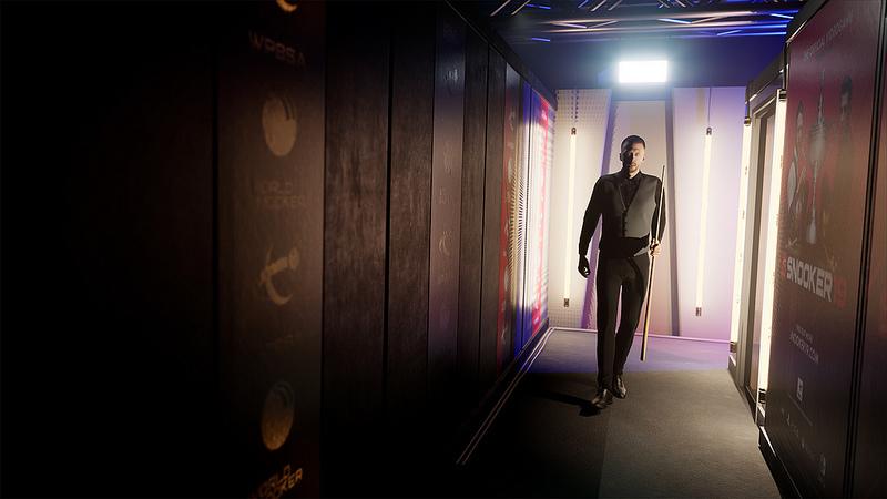 虚幻4打造斯诺克官方授权《斯诺克19》发布首个预告片