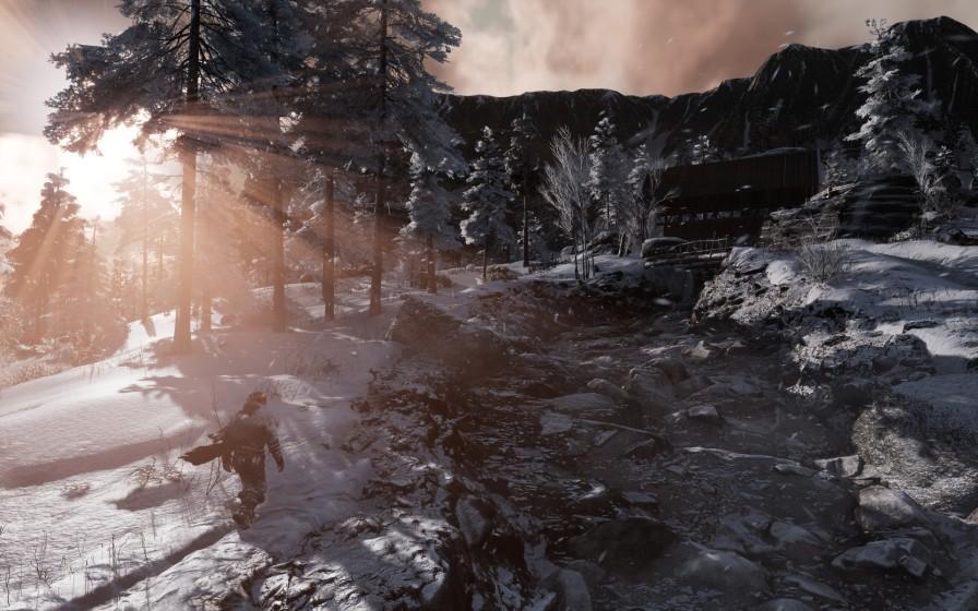 末日挑战 THQ生存游戏《归于沉寂》4月30日正式发售