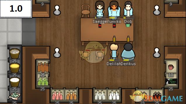 《边缘世界》可以制作苏打水和酒精v1.0 MOD