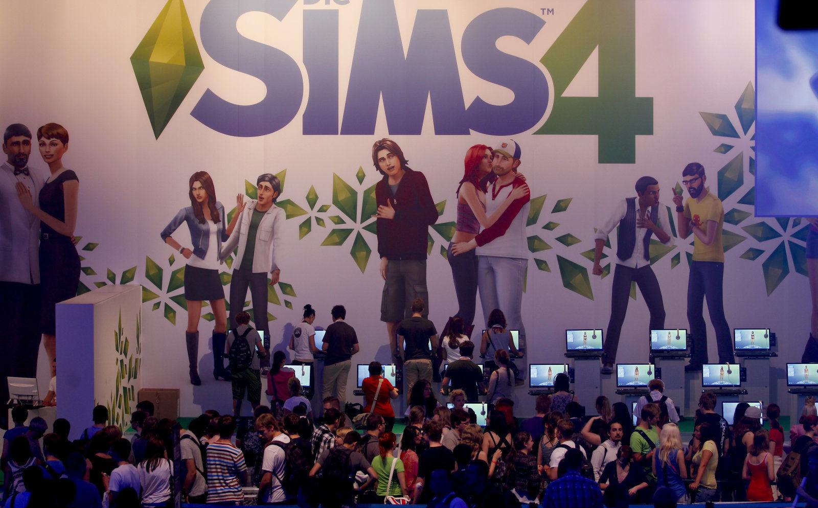 EA表示《模拟人生4》将于六月份停止支持32位平台