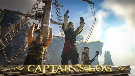 海盗沙盒游戏《ATLAS》开启海底冒险,3月新版本推出潜水艇