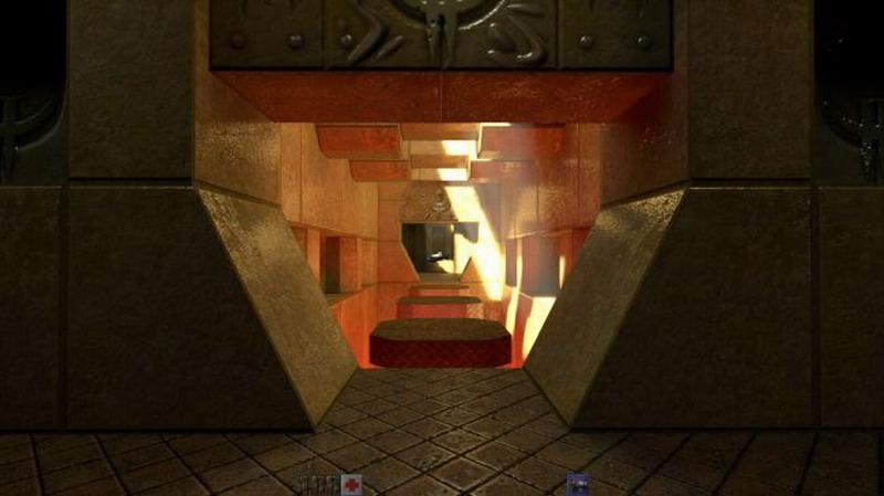 《雷神之锤2》加入实时光线追踪演示 画质细节全面提升