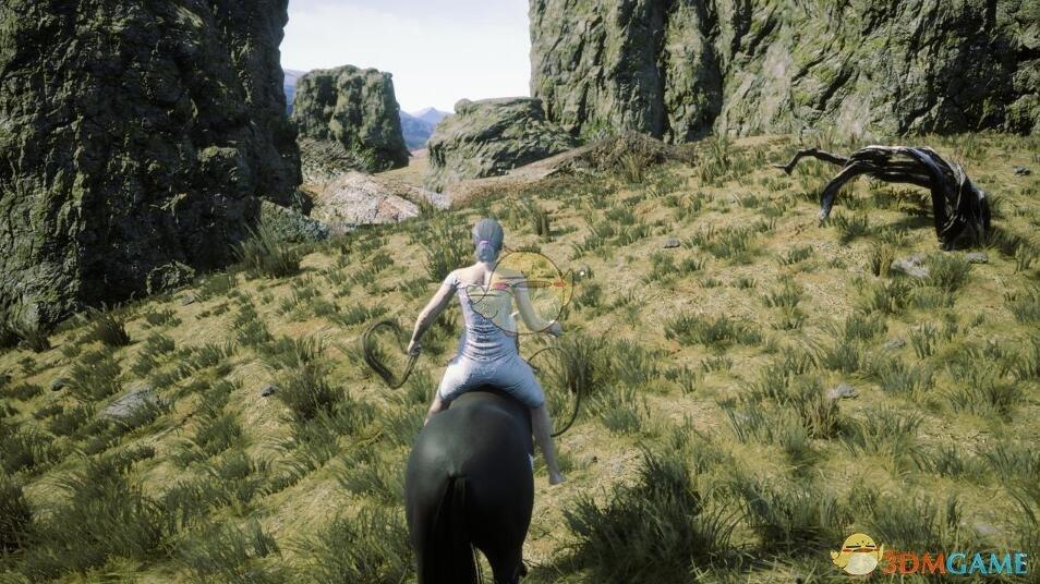 《西部狂徒》抓马匹方法介绍