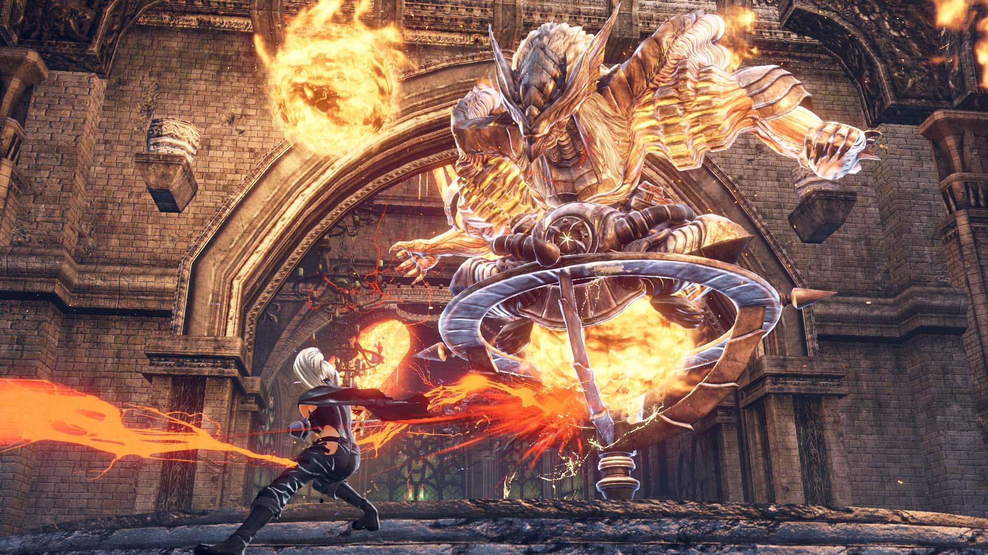 新荒神新角色大量新要素!《噬神者3》最新免费更新公布