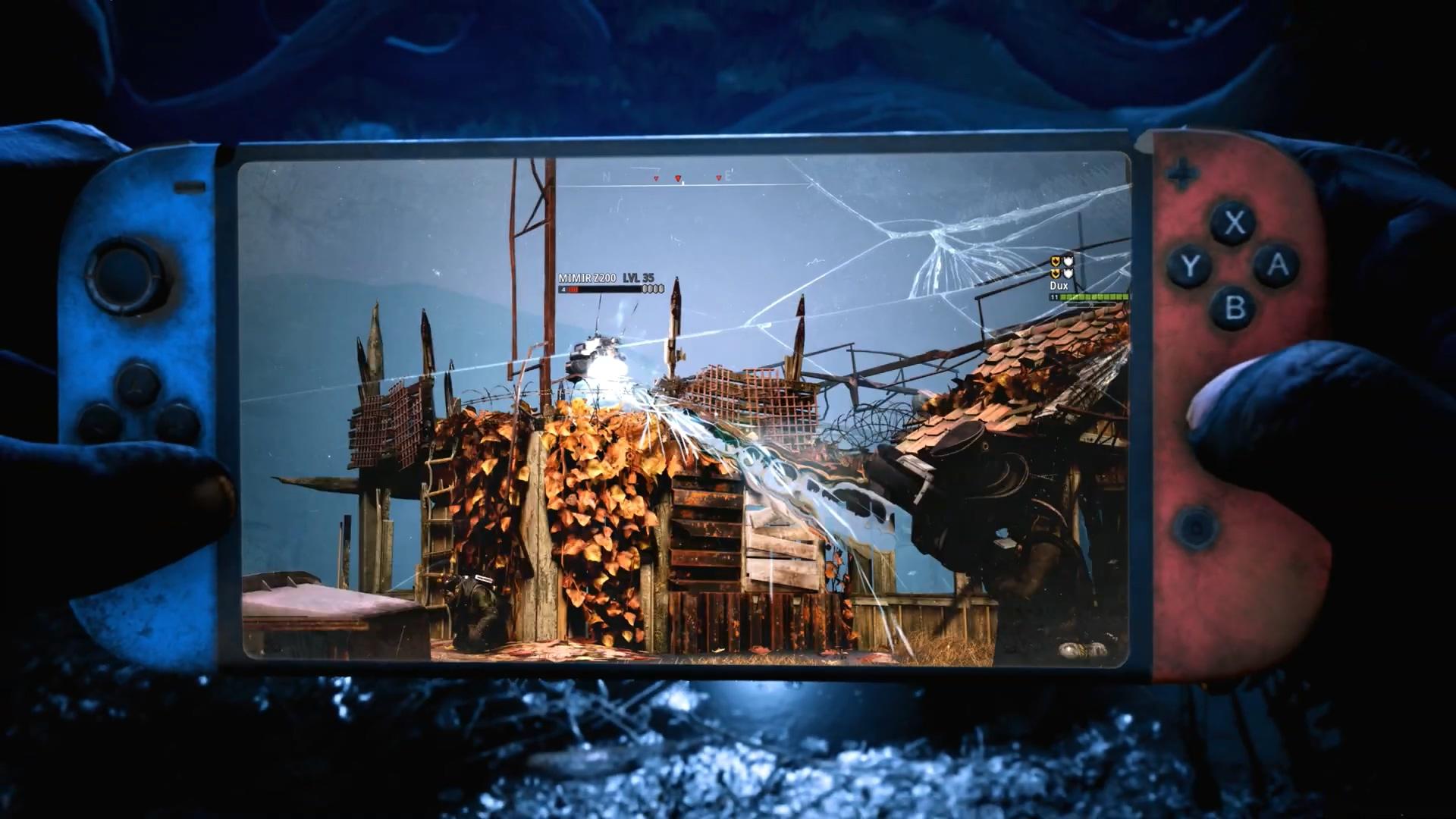 Switch版《突变元年:伊甸之路》6月上市含最新DLC
