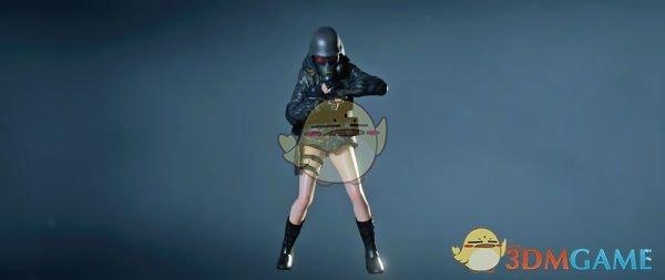 《生化危机2:重制版》Lady Hunk克莱尔MOD