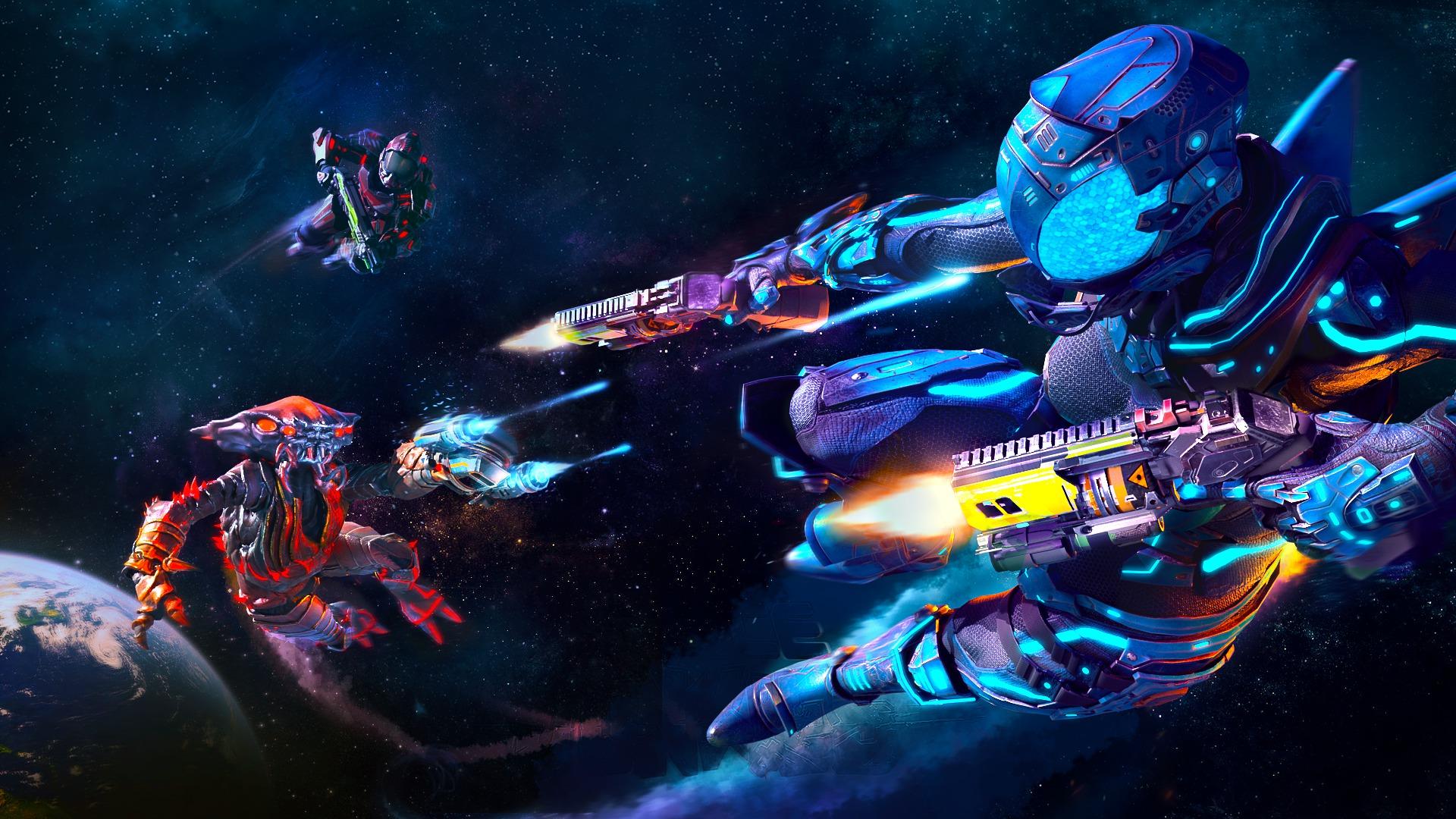 育碧VR游戏《太空镖客》BETA公测3月22日开跑