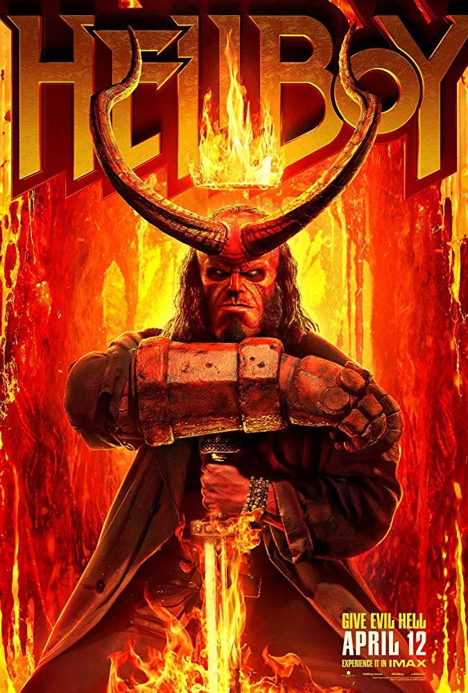 《地狱男爵》中文预告及海报公布 男爵大战性感血皇后