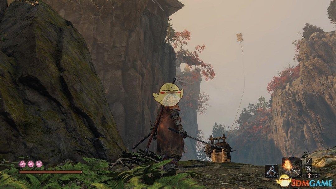 《只狼:影逝二度》鲜柿子获得方法分享