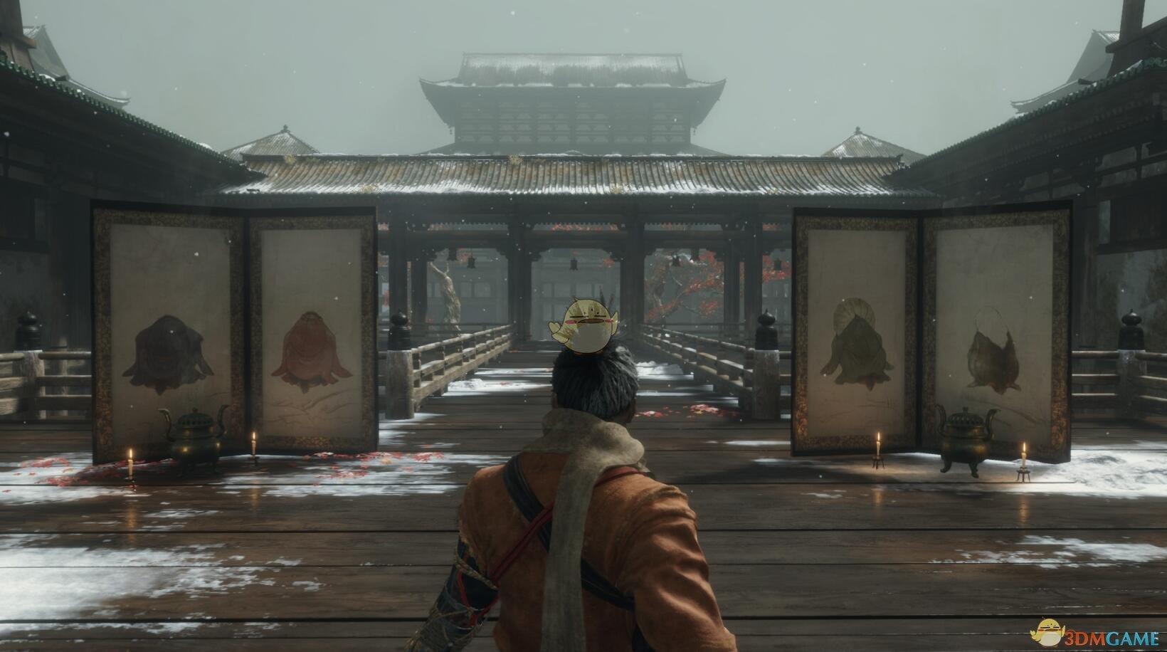 《只狼:影逝二度》仙峰寺幻境见闻言三猿任务攻略