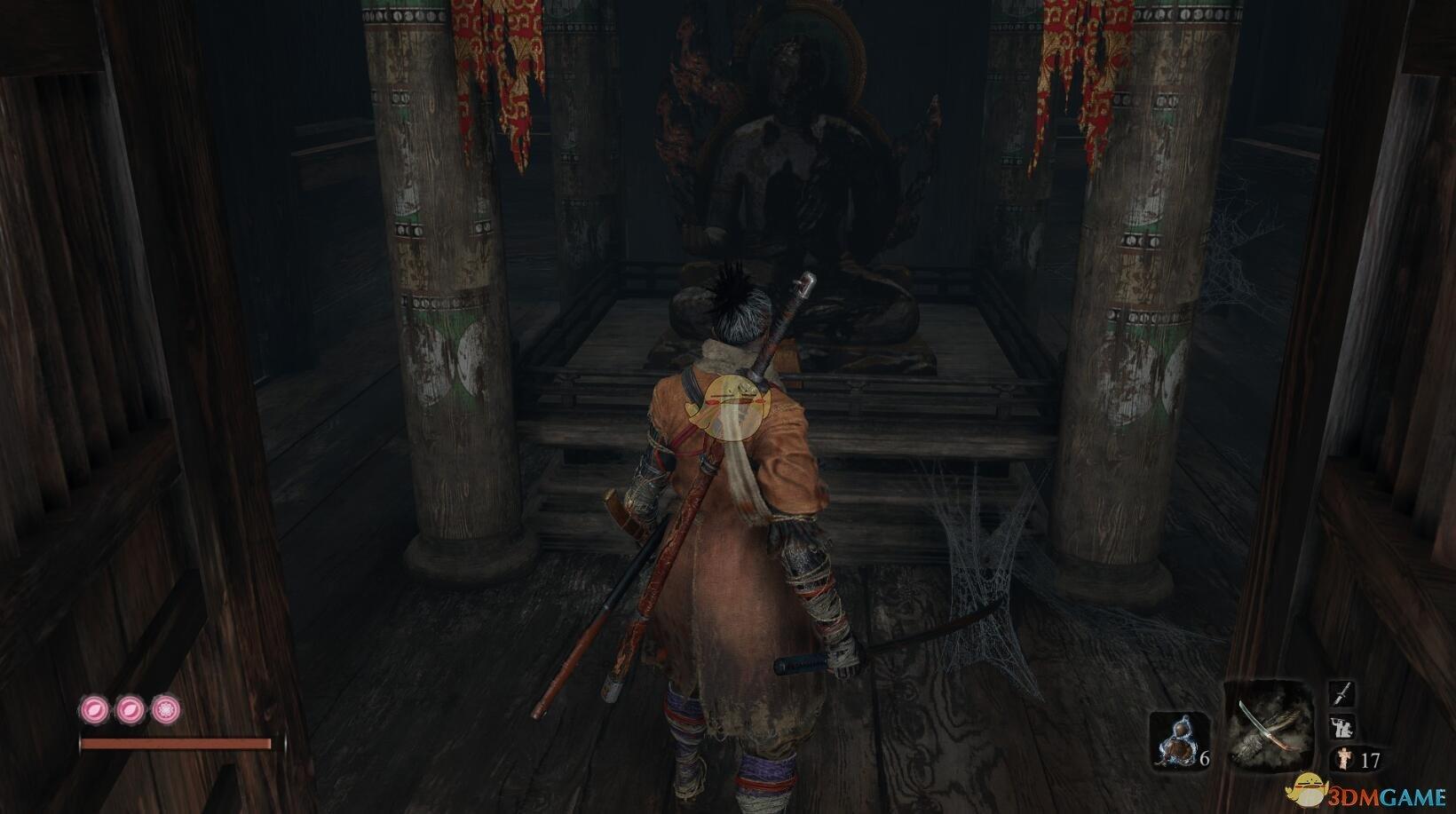 《只狼:影逝二度》仙峰寺拳法秘籍获得方法介绍