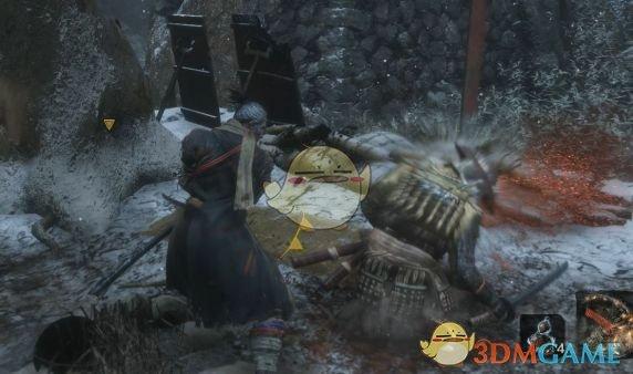 《只狼:影逝二度》黑色忍服MOD