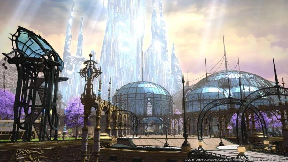 《最终幻想14》新职业舞者公布 艾欧泽亚歌舞团成立