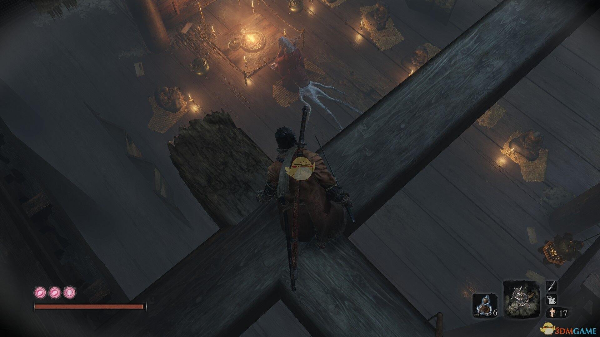 《只狼:影逝二度》水生村到达流程攻略