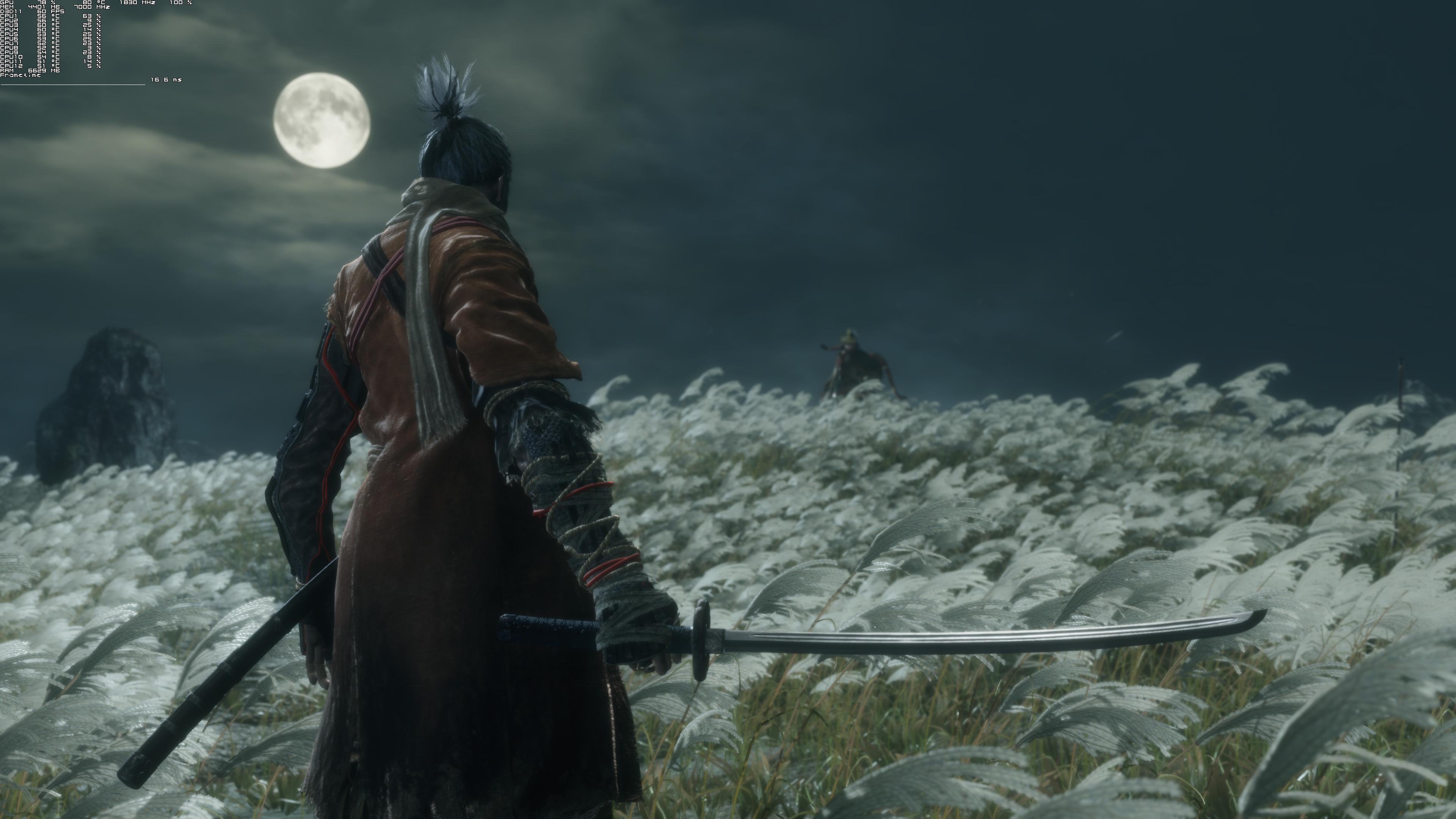 《只狼》PC版性能表现分析 视觉效果达到3A大作标准
