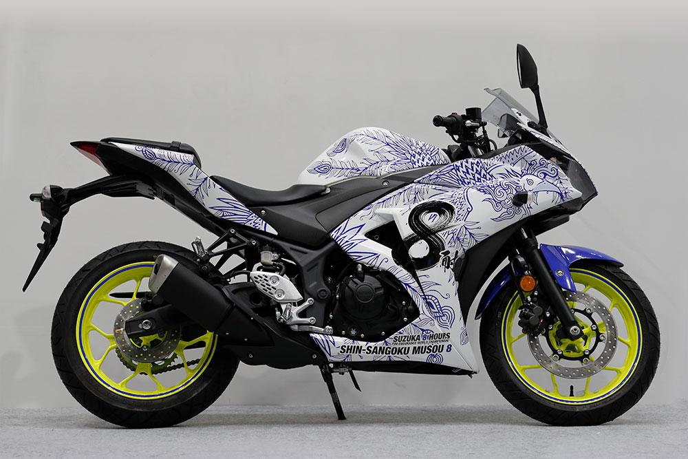 与摩托车比赛联动《真三国无双8》推出赛车手皮肤