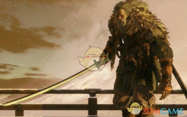 《只狼:影逝二度》怎么和三年前的义父打?