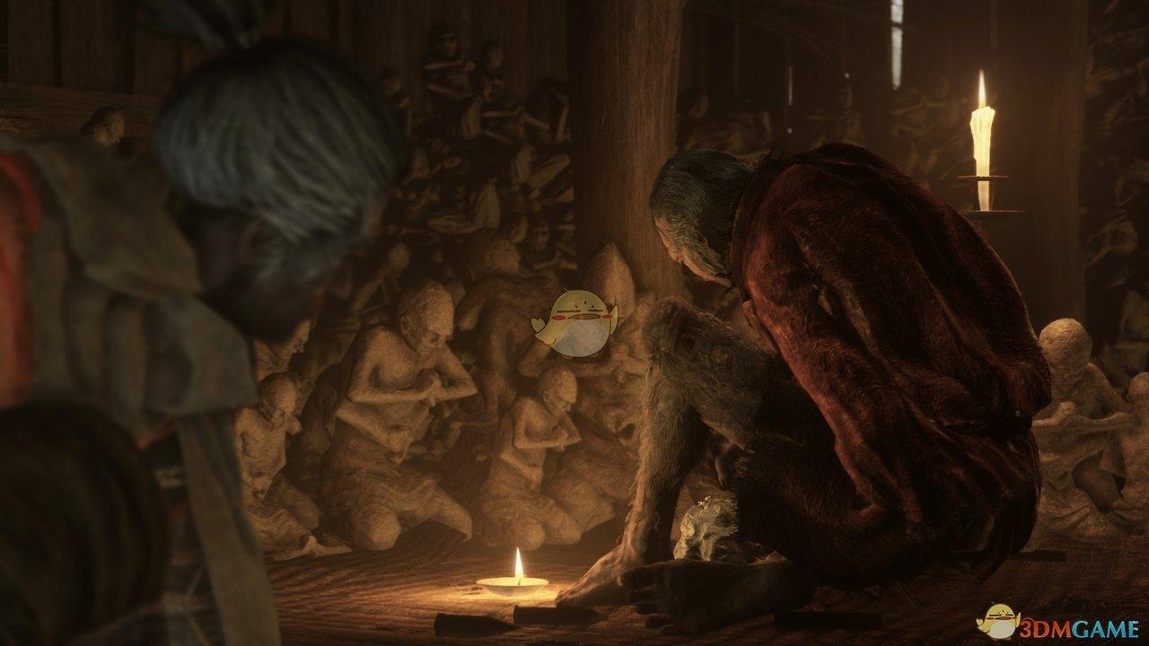 《只狼:影逝二度》佛雕师去哪里 佛雕师位置分享
