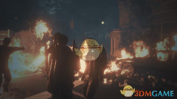 《生化危机2:重制版》所有僵尸眩晕MOD
