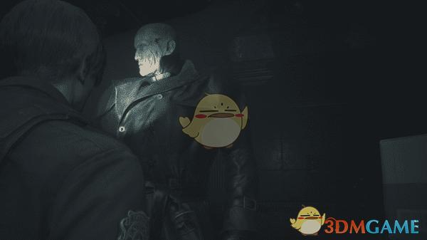 《生化危机2:重制版》不会攻击的暴君MOD