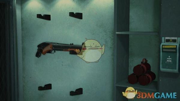 《生化危机2:重制版》里昂的GM79榴弹发射器MOD