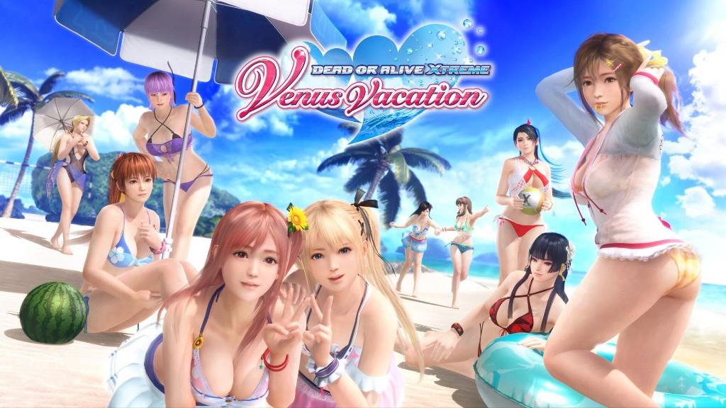 DMM端游?#31471;?#25110;生沙滩排球:维纳斯假期》登陆Steam