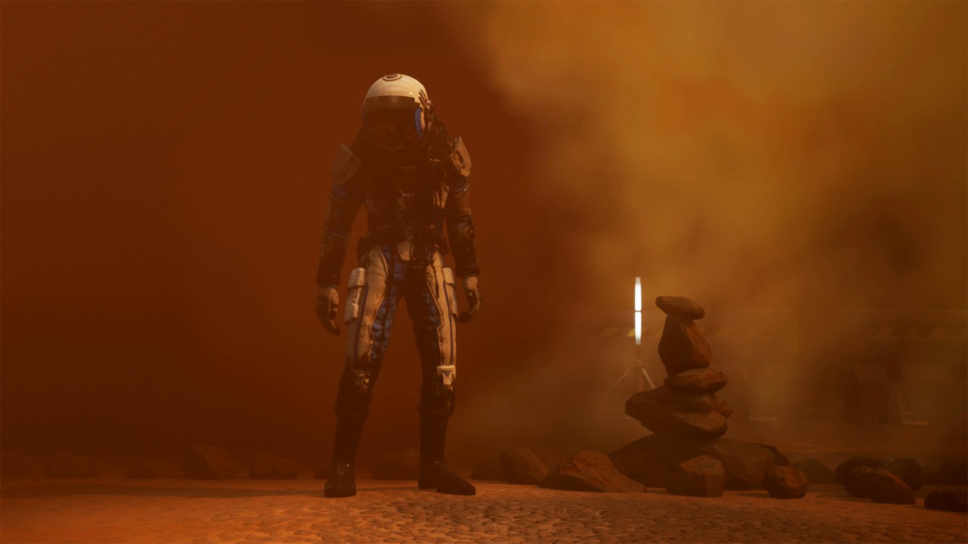 太空克苏鲁 科幻恐怖游戏《疯狂之月》新预告片