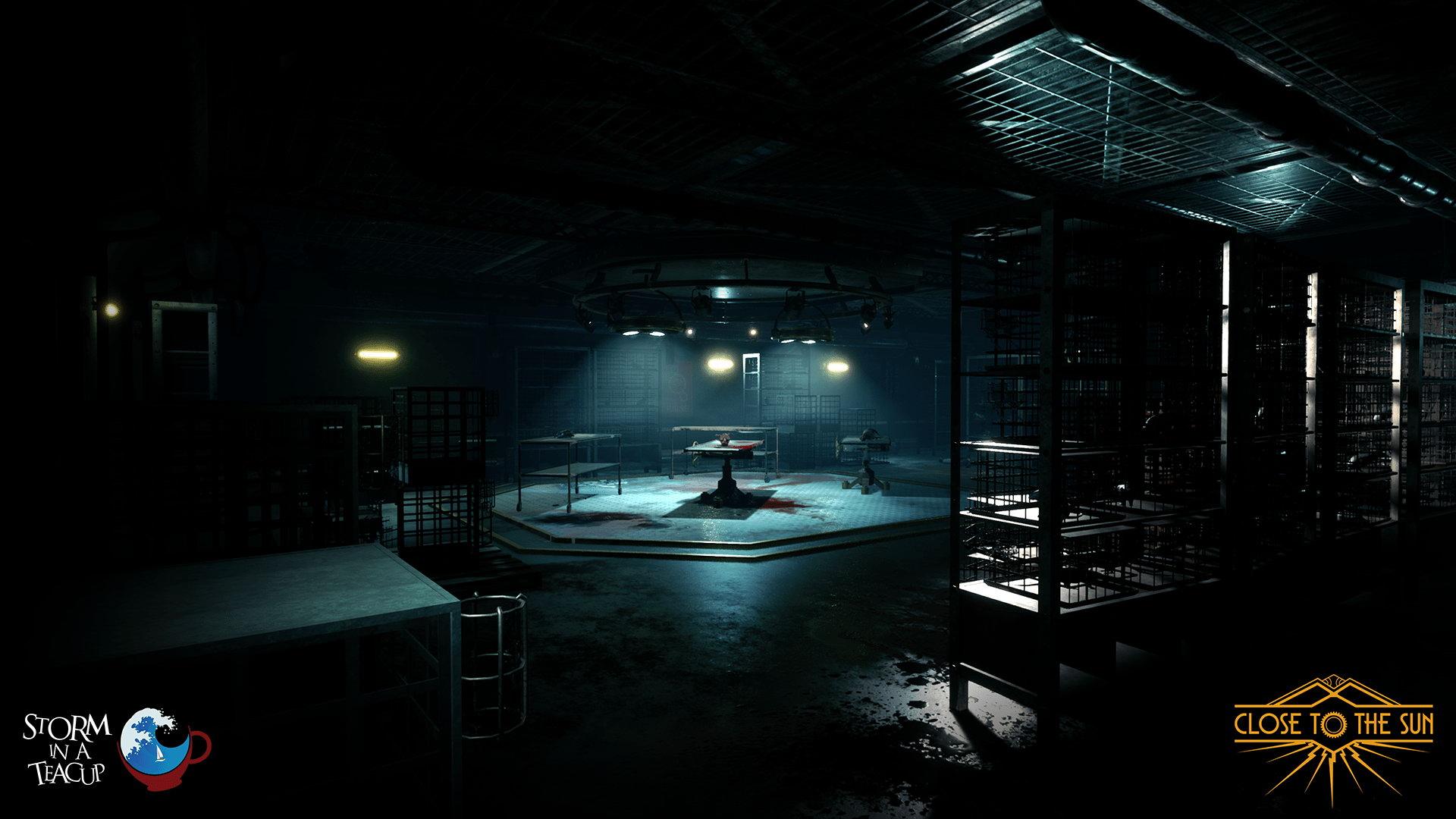 恐怖游戏《靠近太阳》新截图放出 惊悚体验画面逼真