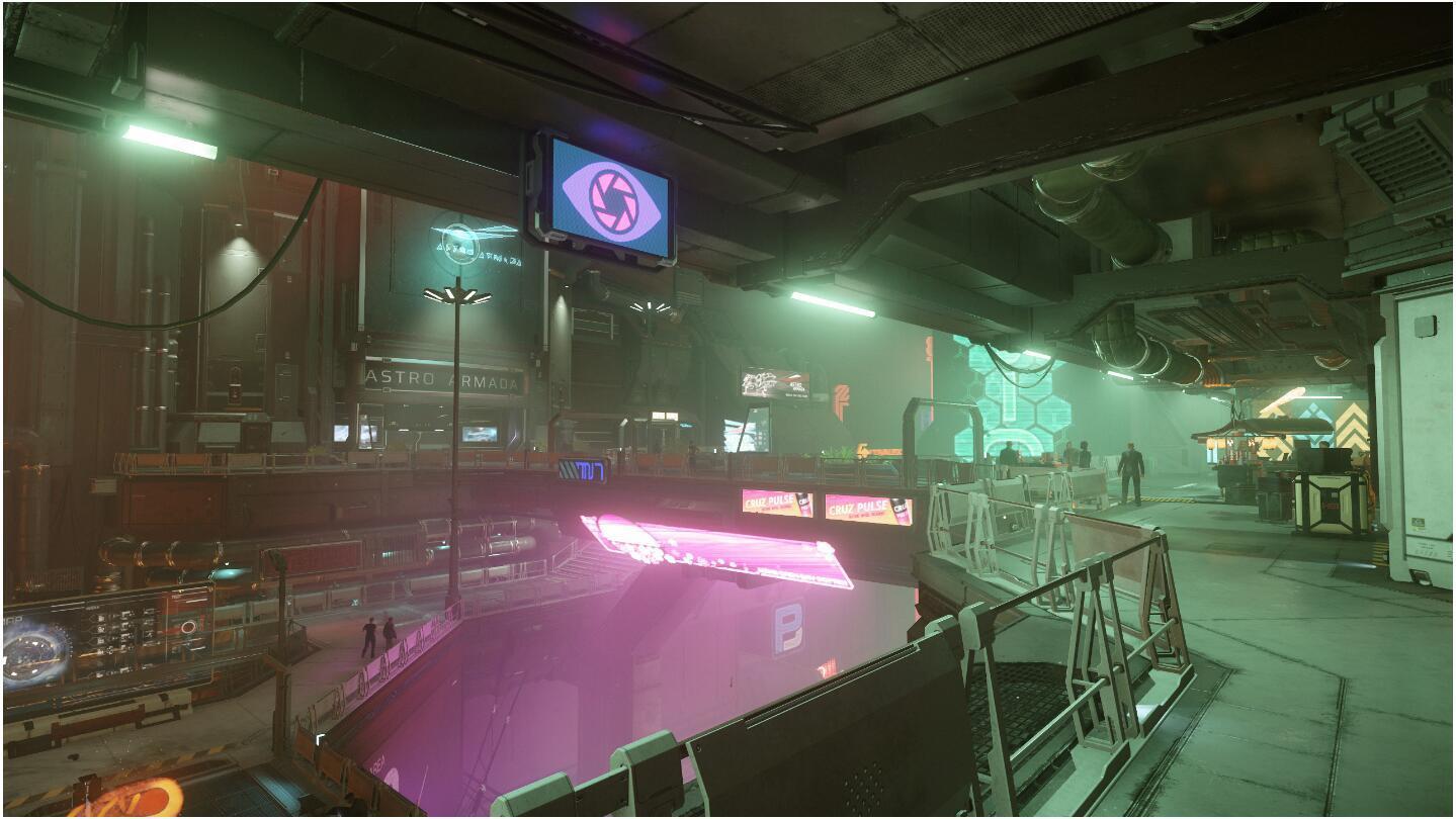 众筹大作《星际公民》3.5版截图曝光 画面精美酷炫