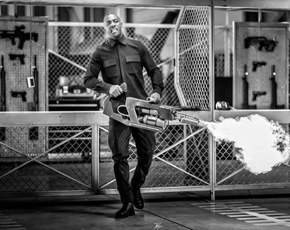 《速度与激情:特别行动》新剧照 预告中没有的火焰
