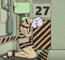 《脑叶公司》T-01-54 被遗弃的杀人魔详细介绍