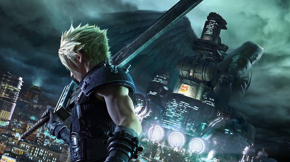别喷复刻版了!传《最终幻想7》高清重制版或4月公开新消息